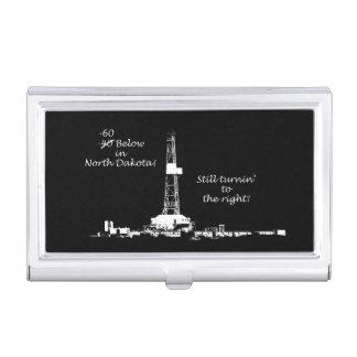 -60 Below Oilfield Business Card Holder