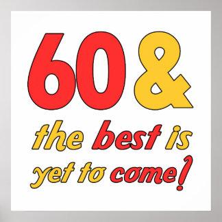 60 Best Birthday Gifts Print