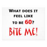 60 Bite Me! Invite
