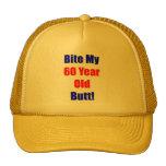 60 Bite My Butt Trucker Hat