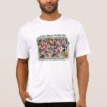 60+ Collage Camiseta