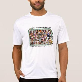 60+ Collage w/BLASA on Back T-shirt