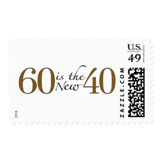 60 es los nuevos 40 franqueo