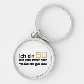 60 Geburtstag Schlüsselanhänger