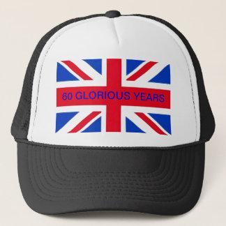 60 GLORIOUS YEARS TRUCKER HAT