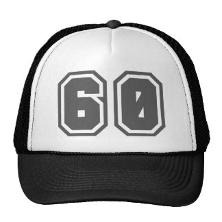 60 GORRO