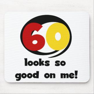60 miradas tan buenas en mí camisetas y regalos tapete de ratones