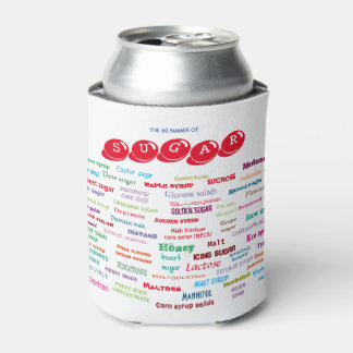 60 Names of Sugar Can Cooler
