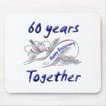 60.o. Aniversario Tapetes De Ratones