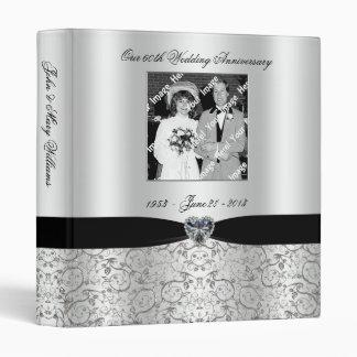 60.o Carpeta del aniversario de boda