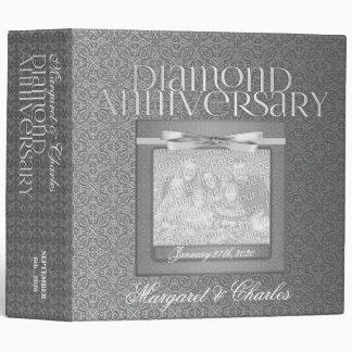 60.o Carpeta del libro de recuerdos del aniversari