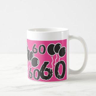 60.o cumpleaños del ROSA y del NEGRO - 60 años de Taza