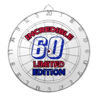 60.o Diseño del cumpleaños