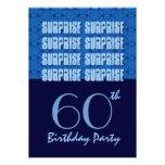 60.o Estrellas azules V2 del fiesta de sorpresa de Comunicados Personales