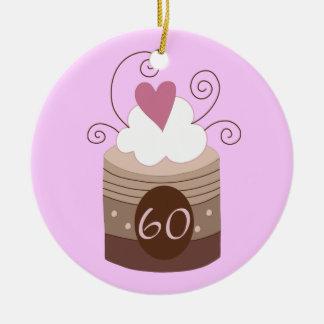 60.o Ideas del regalo de cumpleaños para ella Adorno De Navidad