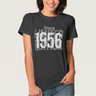 60.o Regalo de cumpleaños 1956 o ANY YEAR Limited Remeras