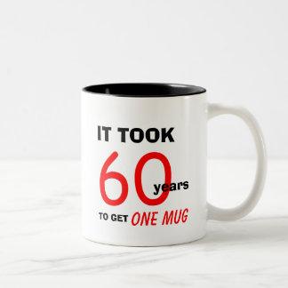 60.o Regalos de cumpleaños para la taza de los