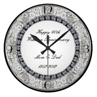 60.o Reloj del aniversario de boda