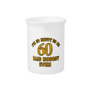 60.os regalos años jarras