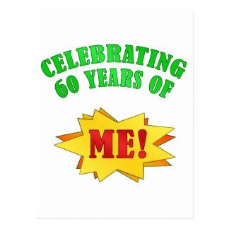60.os regalos de cumpleaños de la actitud divertid postales
