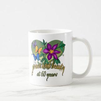 60 os regalos de cumpleaños de la diversión taza de café