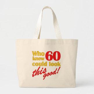 60.os regalos de cumpleaños hilarantes bolsas de mano