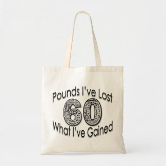 60 Pounds Lost Bag