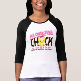 60's Cheerleader Chick T-shirt