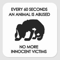 60 Seconds Animal Rescue Stickers