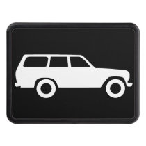 60 Series Toyota Land Cruiser Hitch Cover