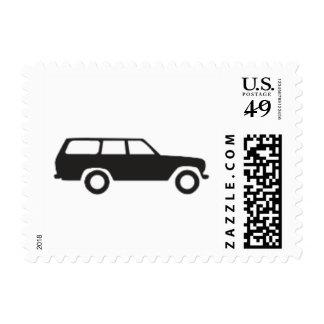 60 Series Toyota Land Cruiser Stamp