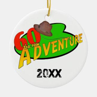 60 The New Adventure Keepsake Ornament