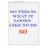 60 What It Looks Like Cards