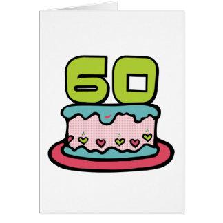 60 Year Old Birthday Cake Ideas