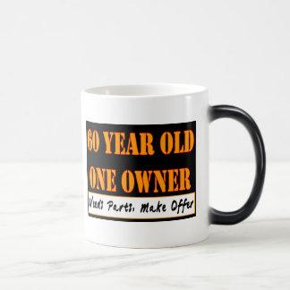 60 Year Old, One Owner - Needs Parts, Make Offer Magic Mug