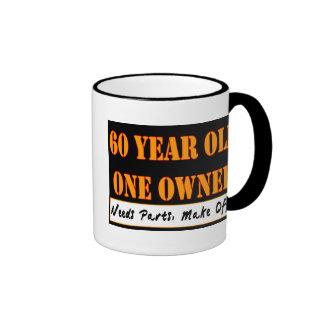 60 Year Old, One Owner - Needs Parts, Make Offer Ringer Mug