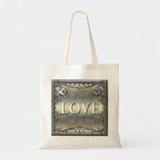 60 Years of Love Budget Tote Bag