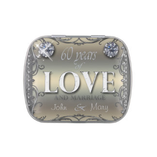 60 Years of Love Jelly Belly Tin
