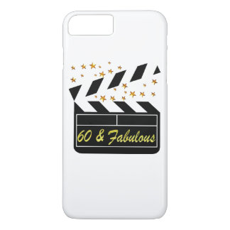 60 YR OLD MOVIE STAR iPhone 8 PLUS/7 PLUS CASE