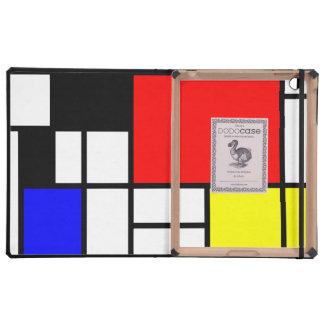 60s caso de lujo elegante de /Air /Mini del iPad