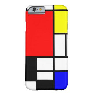 60s caso elegante del iPhone 6 Funda De iPhone 6 Slim