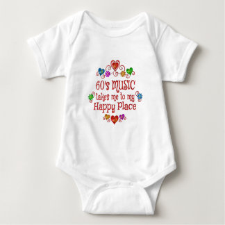 60s Happy Place Tee Shirt