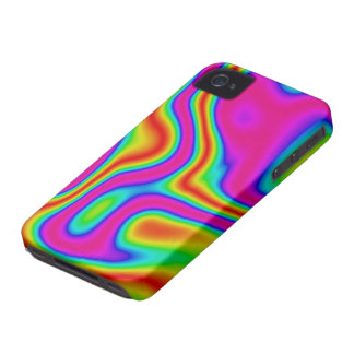 60s Liquid Color #1 iPhone 4/4S ID iPhone 4 Cover
