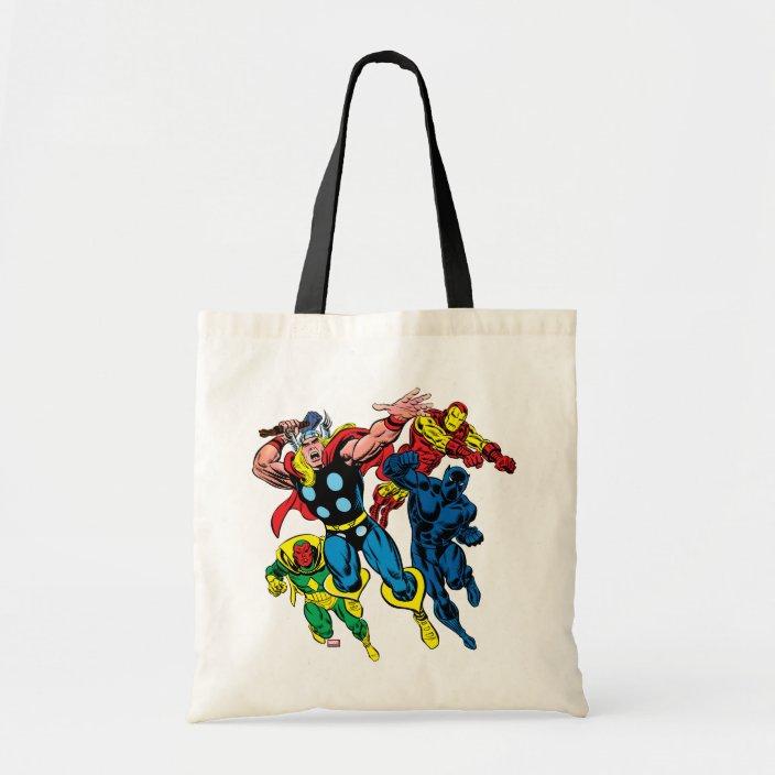 Avengers Tote Bag