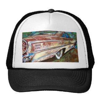 60s muscle trucker hat