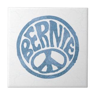 60s Peace Bernie Tile