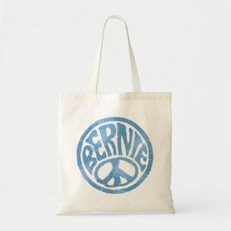 60s Peace Bernie Tote Bag