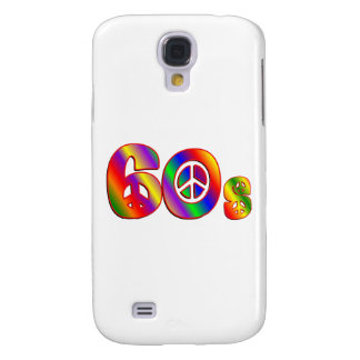 60s Peace Sign Galaxy S4 Case