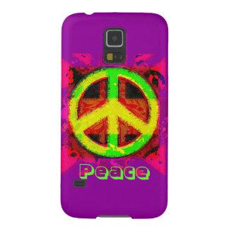 60's Peace Sign Retro Art Samsung Case