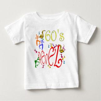 60's Rebel revel party humor kids Shirt